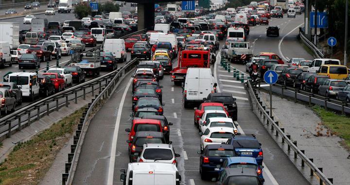 ¿Qué ciudades tienen los peores atascos de tráfico?