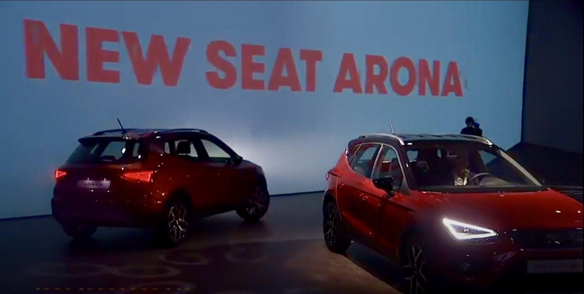 El nuevo Seat Arona