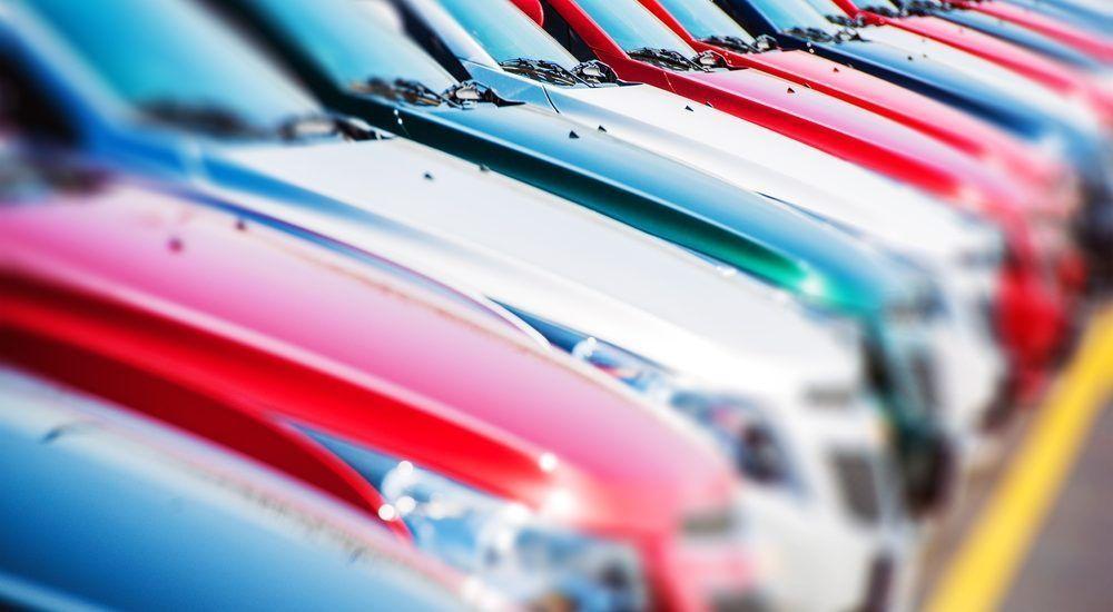 El Halloween del mercado del automóvil en octubre