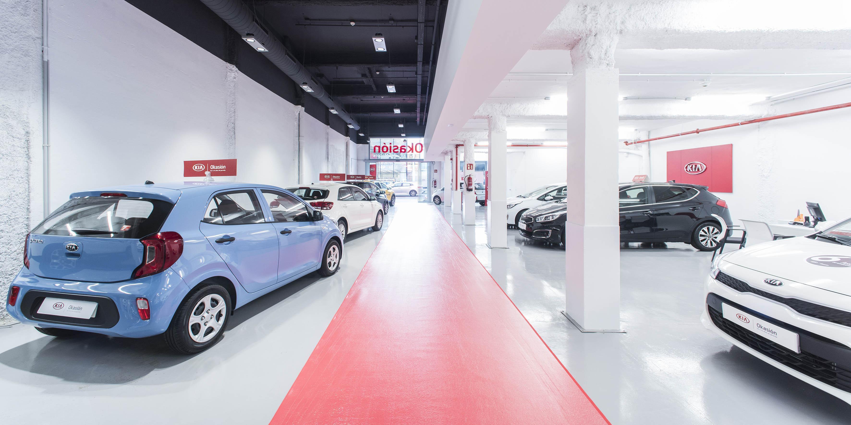 Quadis invierte 1,8 millones en los concesionarios de Kia de AR Motors