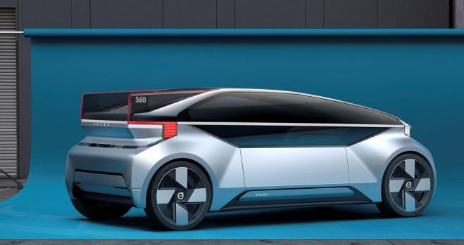 Cambio radical de Volvo hacia la movilidad eléctrica