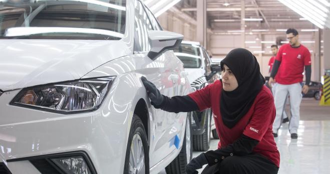 Seat ensambló 22.000 coches en Argelia en 2018