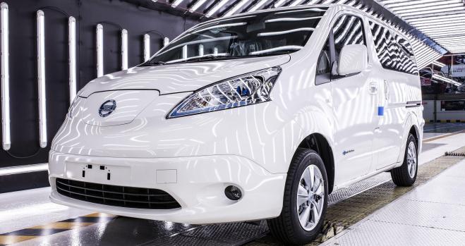 Nissan BCN producirá más furgonetas eléctricas que diésel