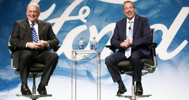 Ford cambia al jefe en Europa para acelerar la reestructuración