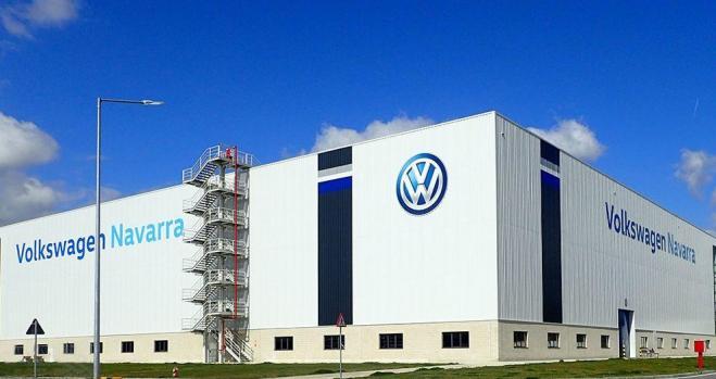 Volkswagen Navarra firma un convenio por seis años