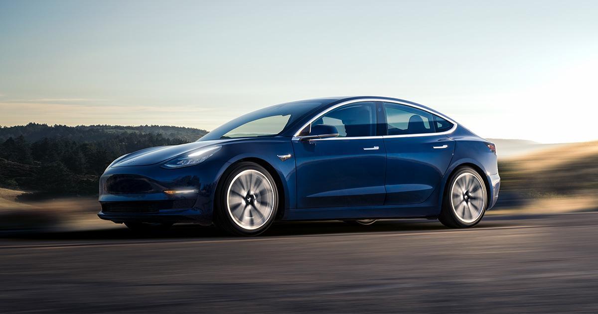 ¿Cuánto cuesta un Tesla Model 3 en España y en EEUU?