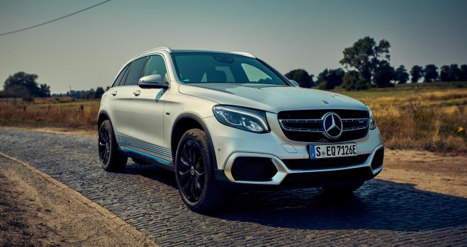 Mercedes lanza el primer coche híbrido de hidrógeno y eléctrico