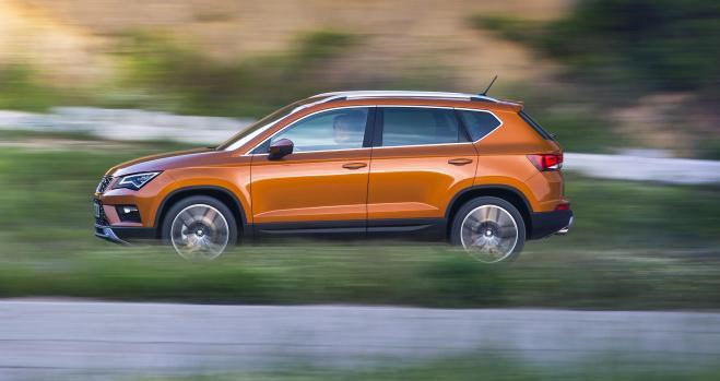 Volkswagen trasladará la producción del Seat Ateca