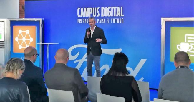 Ford se convierte en una academia para profesionales digitales