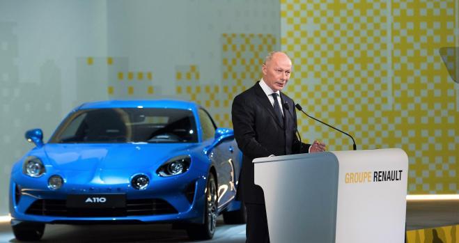 El grupo Renault ganó un 35% menos en 2018