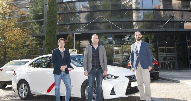 La 'startup' Taksee se integra en Eysa