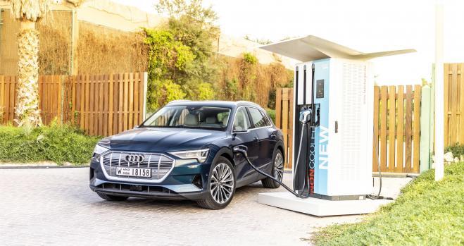 El eléctrico Audi e-tron, a partir de 82.400 euros