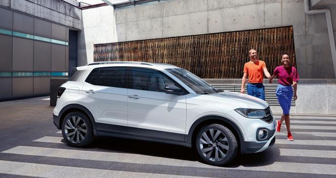 El Volkswagen T-Cross sale a la venta a partir de 17.600 euros
