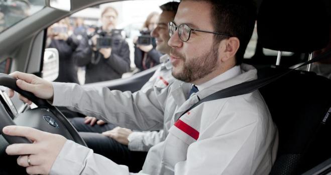 Nissan dobla la producción de la furgoneta eléctrica e-NV200