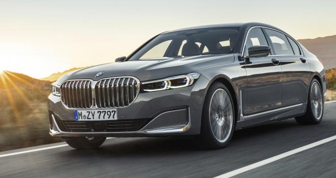 BMW Serie 7 gana carácter y lujo