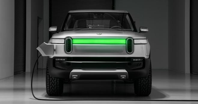 Rivian, la nueva marca de coches eléctricos que quieren Amazon y GM