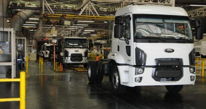 Ford cerrará una fábrica con 2.800 empleados en Brasil