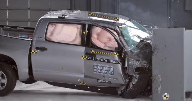 El mito de la seguridad de las 'pick-up' se desmorona