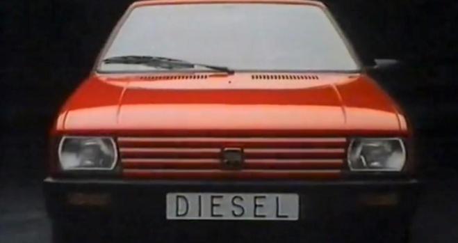 Cuando las marcas empujaban el diésel con sus anuncios